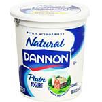 Dannon Probiotic Yogurt